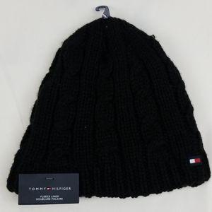 Tommy Hilfiger Men's Fleece Lined Winter Hat